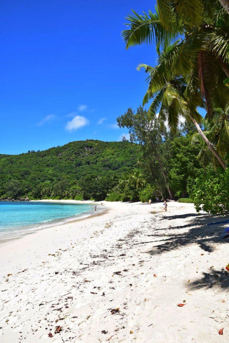 Travellers Insight Reiseblog Traumstrände Seychellen Anse Takamaka