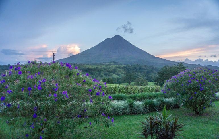 Travellers Insight Reiseblog Costa Rica Arenal Vulkan