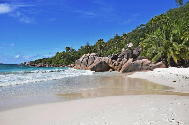 Travellers Insight Reiseblog Traumstrände Seychellen Anse Lazio