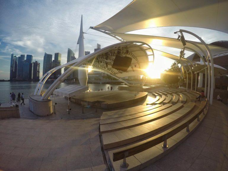 Travellers Insight Reiseblog Singapur Insidertipps Esplanade
