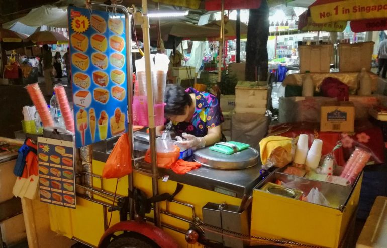 Travellers Insight Reiseblog Singapur Insidertipps Eis