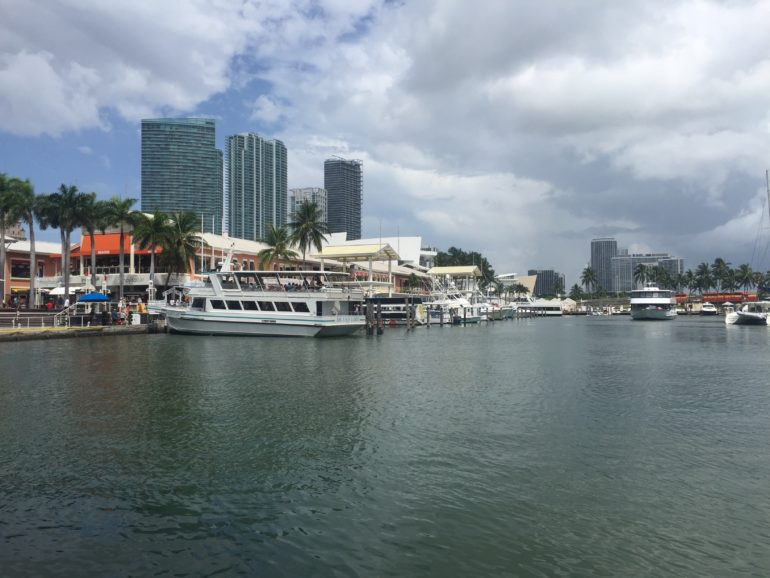 Travellers Insight Reiseblog Miami Beach Hafen