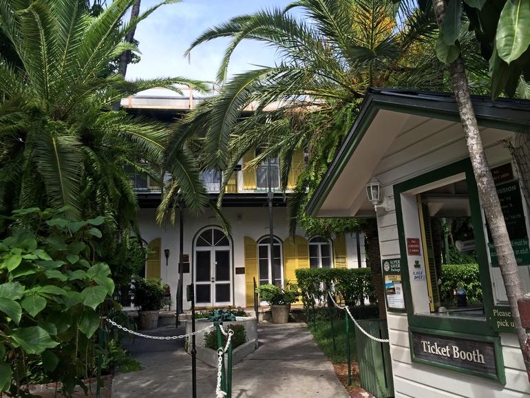 Travellers Insight Reiseblog Key West Hemingway