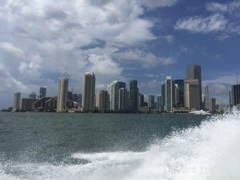 Travellers Insight Reiseblog Miami Beach Skyline