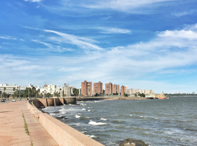 Travellers Insight Reiseblog Uruguay Montevideo Rambla