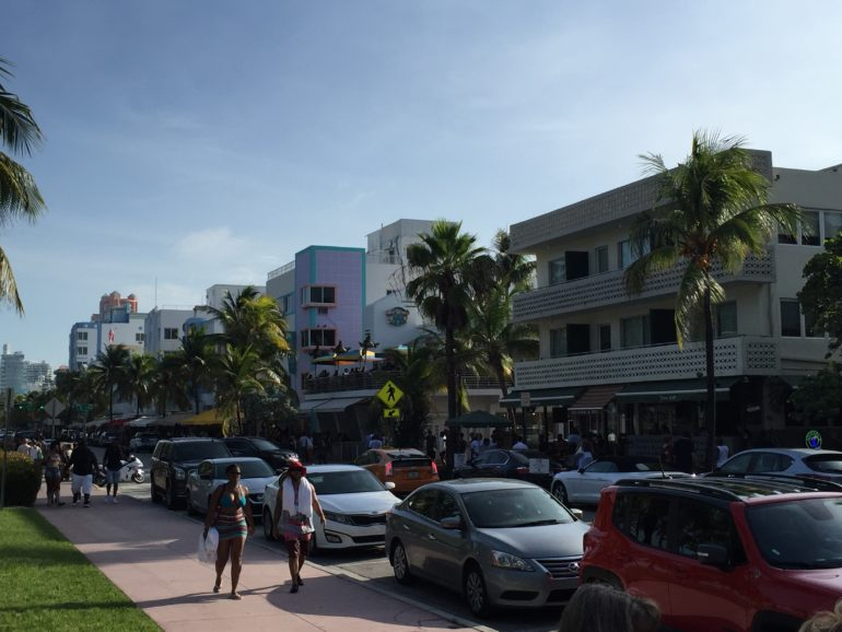 Travellers Insight Reiseblog Florida Miami Beach Ocean Drive