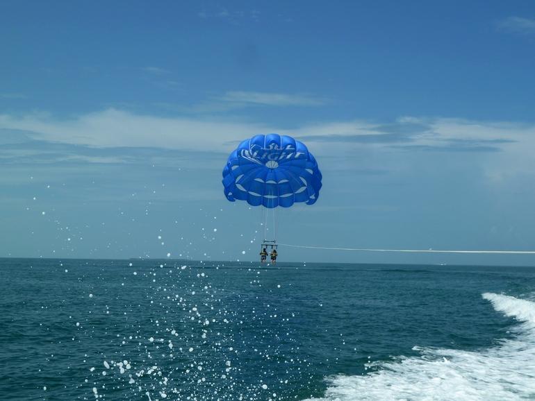 Travellers Insight Reiseblog Key West Parasailing