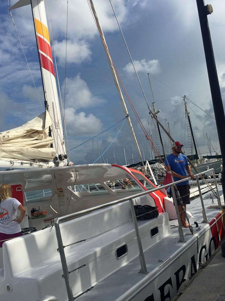 Travellers Insight Reiseblog Key West Katamaran