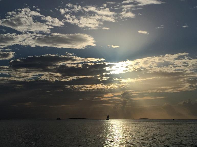 Travellers Insight Reiseblog Key West Sonnenuntergang