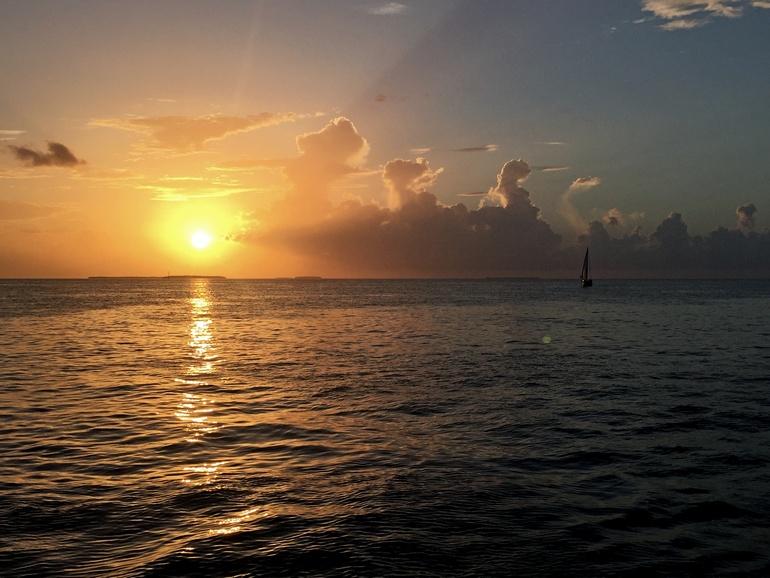 Travellers Insight Reiseblog Key West Sunset Cruise