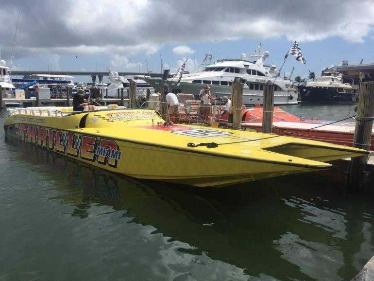 Travellers Insight Reiseblog Miami Beach Thriller Speedboat