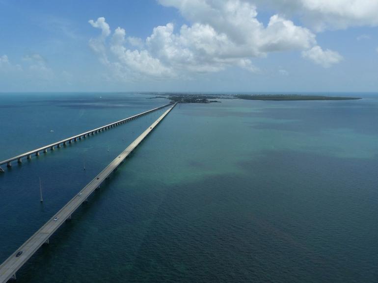 Travellers Insight Reiseblog Key West Highway No. 1
