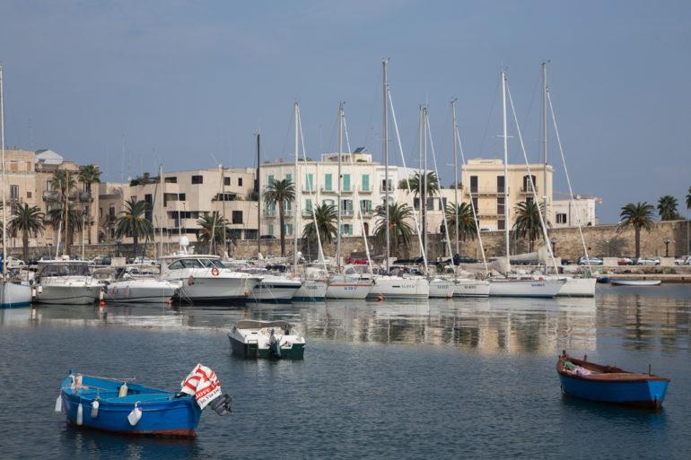 Travellers Insight Reiseblog Gargano Apulien Ostuni Bari Hafen