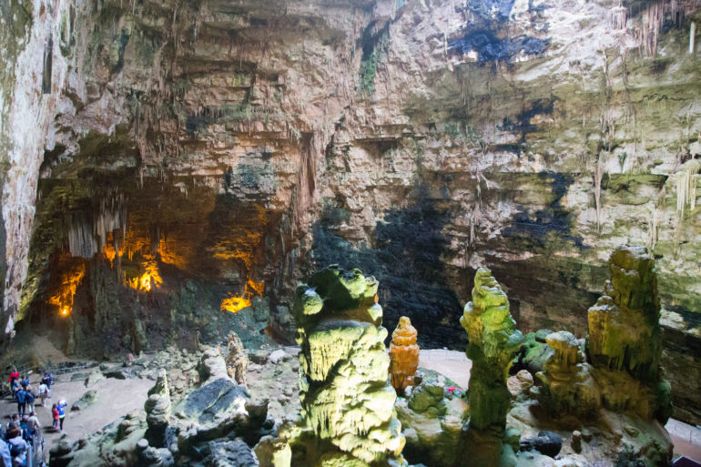 Travellers Insight Reiseblog Gargano Apulien Ostuni Grotte