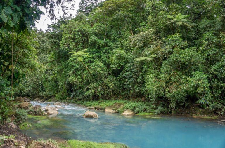 Travellers Insight Reiseblog Costa Rica Río Celeste