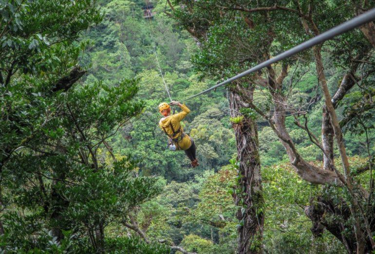 Travellers Insight Reiseblog Costa Rica Monteverde Nebelreservat