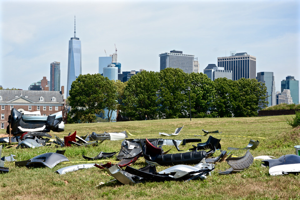 New York Governors Island