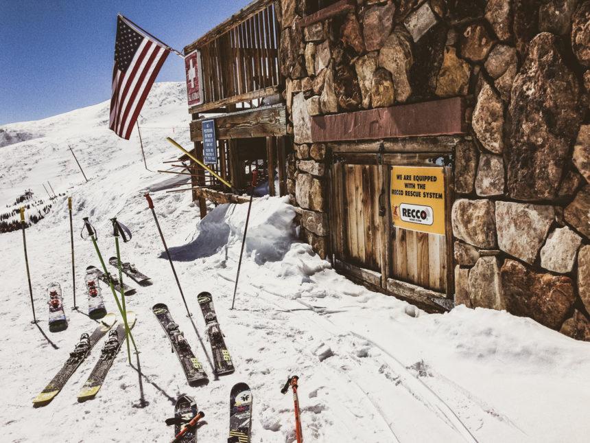 Travellers Insight Reiseblog Skifahren Vail Piste Breckenridge