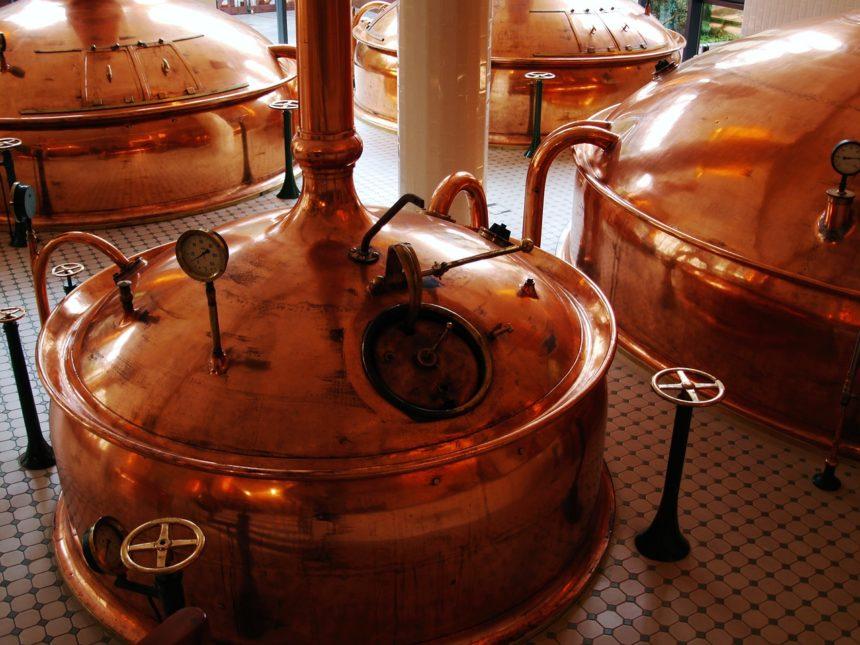 Travellers Insight Reiseblog Reinheitsgebot Bierkessel