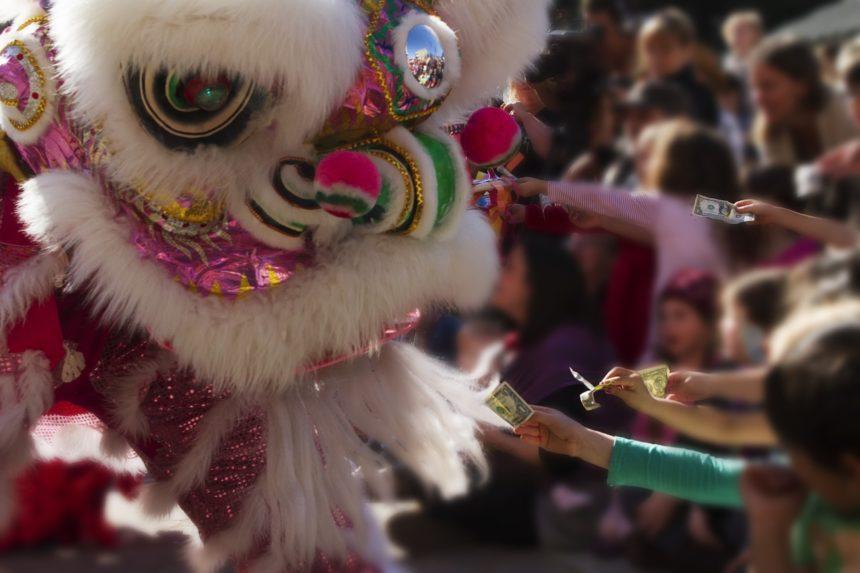 Travellers Insight Reiseblog Neujahrsbräuche chinesischer Drache