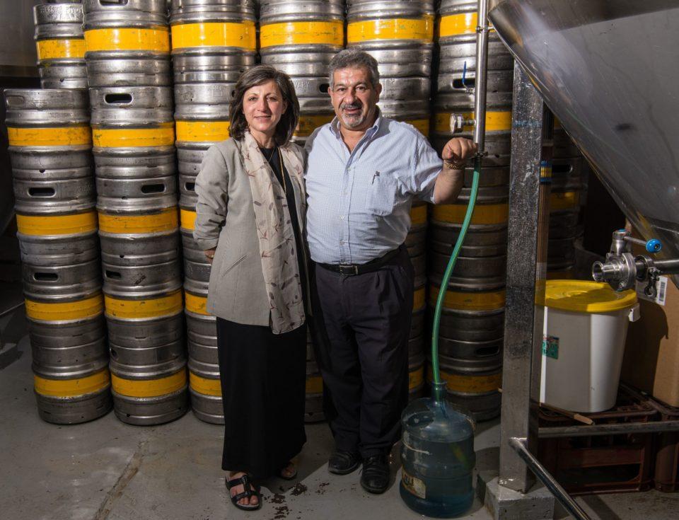 Travellers Insight Reiseblog Reinheitsgebot Brauerei Taybeh