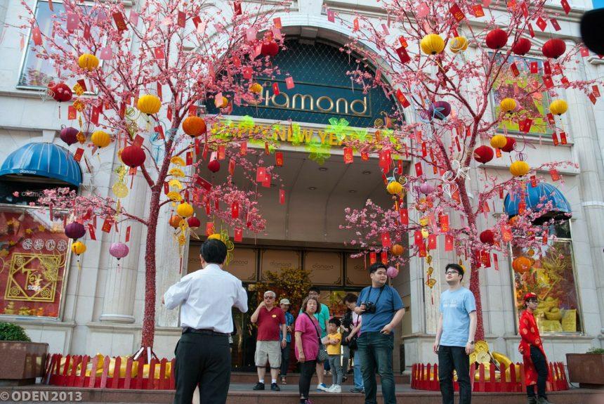 Travellers Insight Reiseblog Neujahrsbräuche Vietnam