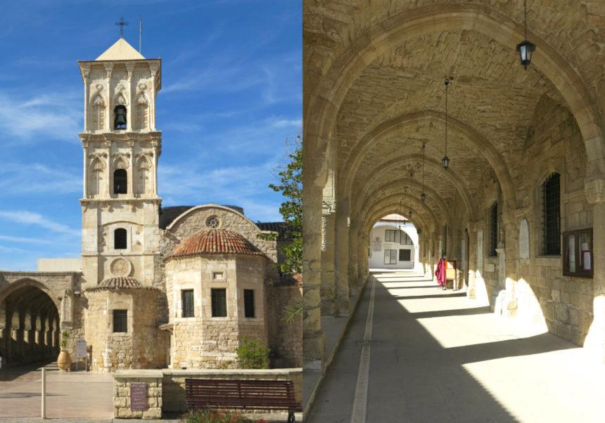 Travellers Insight Reiseblog Larnaka Zypern Agios Lazaros