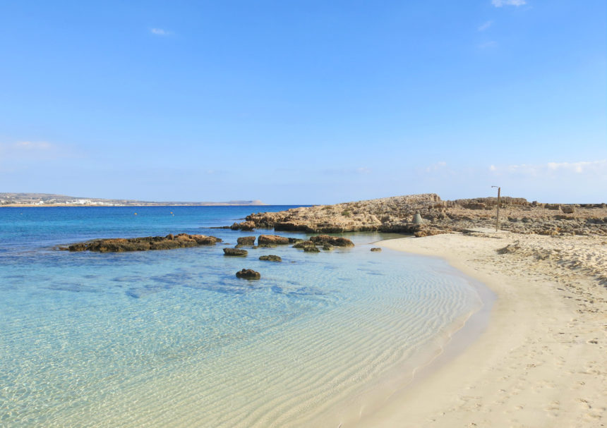 Travellers Insight Reiseblog Larnaka Zypern Strand