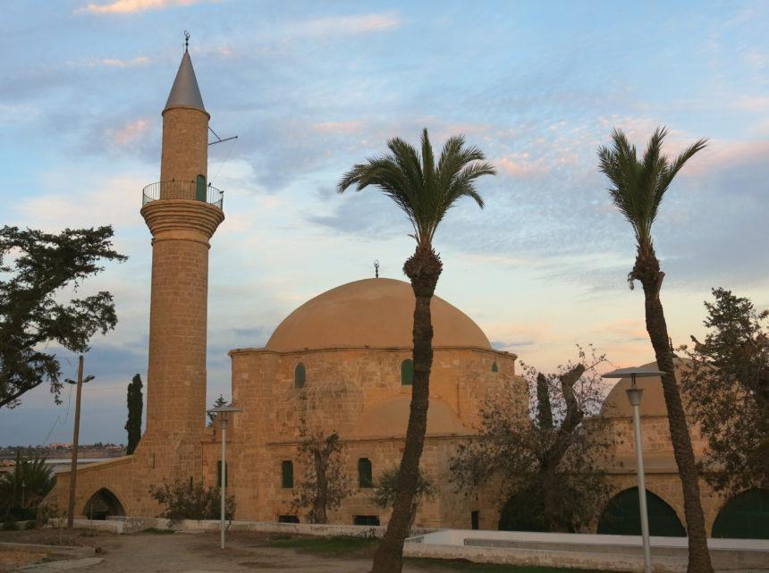 Travellers Insight Reiseblog Larnaka Zypern Hala Sultan Tekkesi Moschee