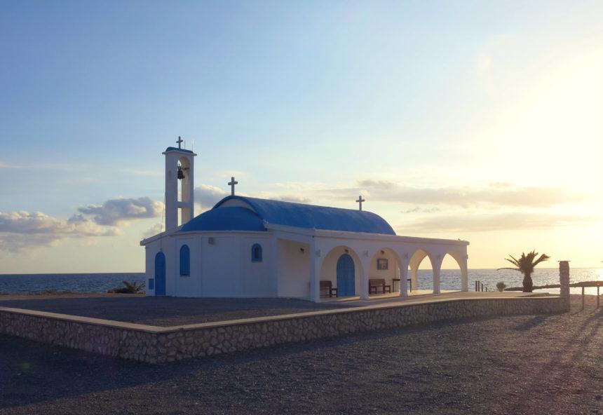 Travellers Insight Reiseblog Larnaka Zypern Kirche