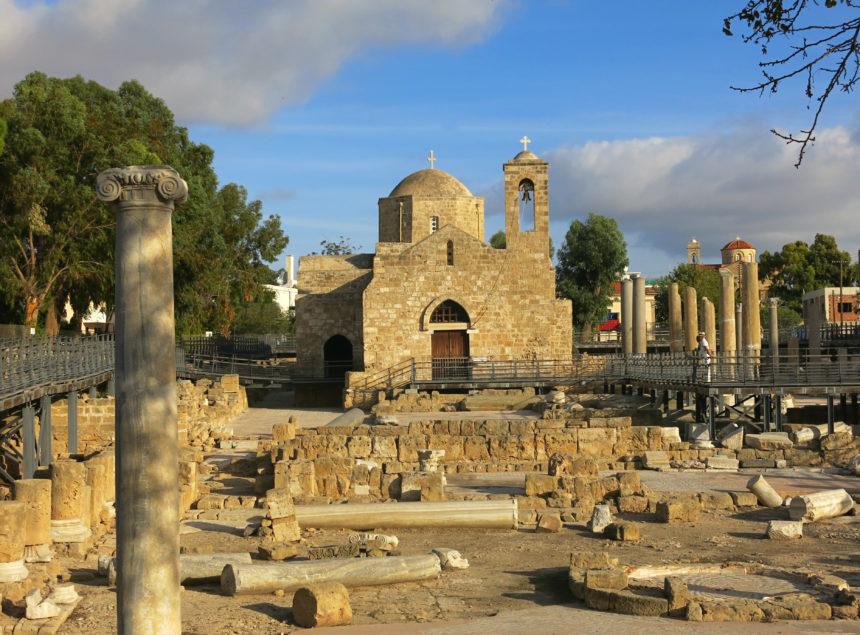 Travellers Insight Reiseblog Paphos Paulussäule