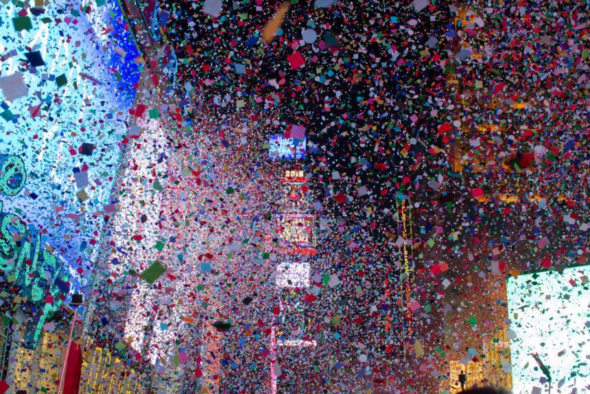 Travellers Insight Reiseblog Neujahrsbräuche Times Square