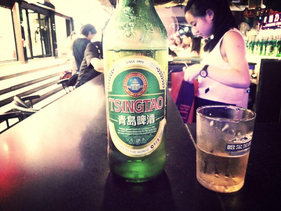 Travellers Insight Reiseblog Reinheitsgebot Bier Tsingtao