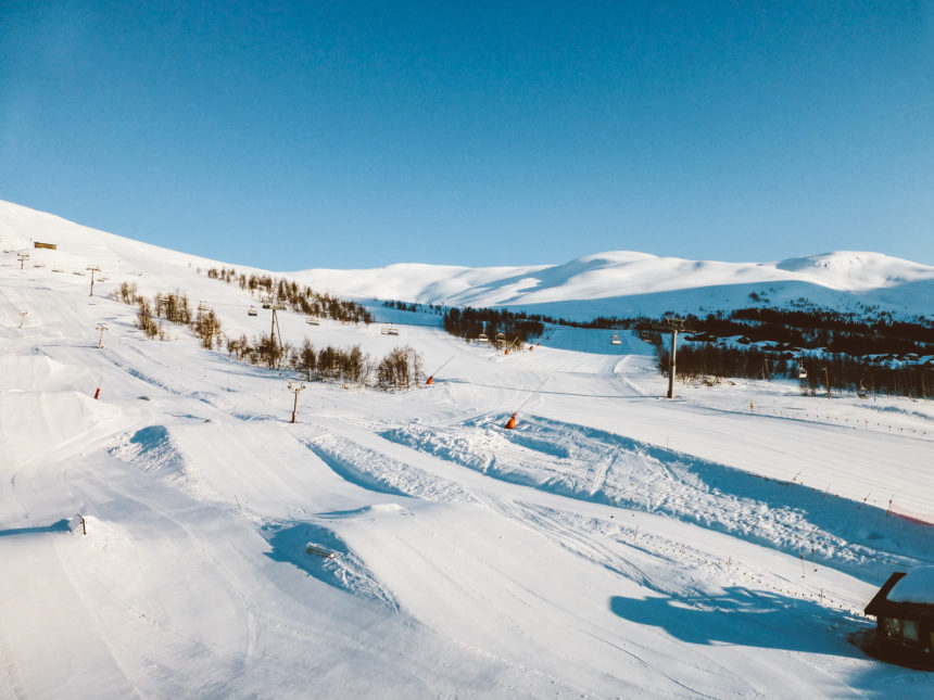 Travellers Insight Reiseblog Skifahren Norwegen