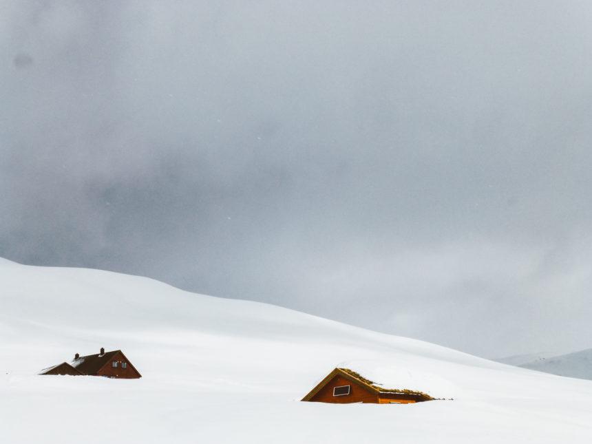 Travellers Insight Reiseblog Skigebiete Skifahren Norwegen Myrkdalen Hütte