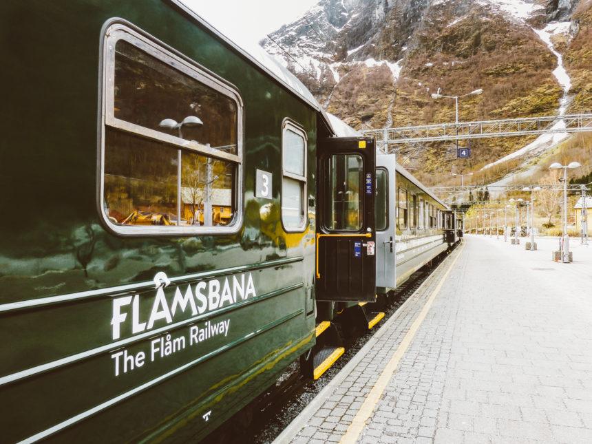 Travellers Insight Reiseblog Skifahren Norwegen Flåmsbahn