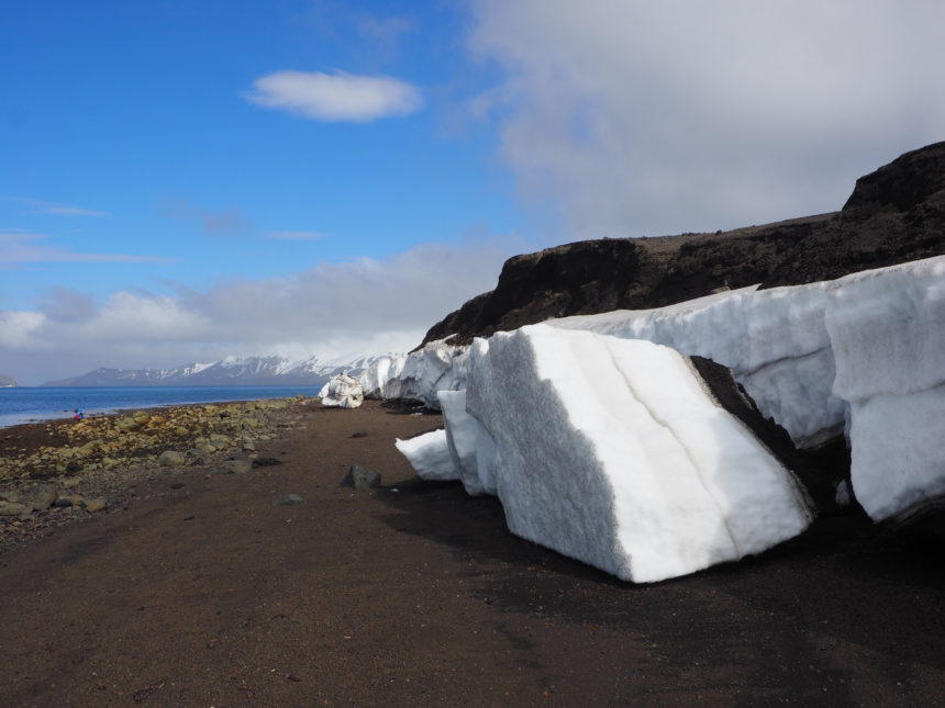 Travellers Insight Reiseblog Antarktis Deception Island