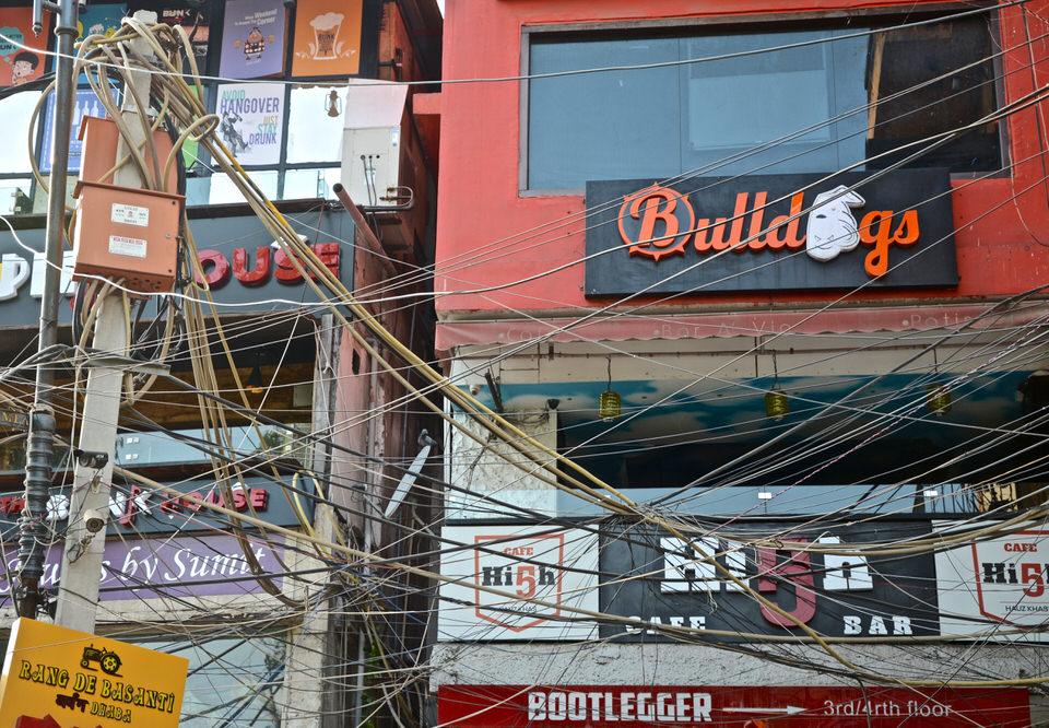 Delhi Hauz Khas Village Bulldogs