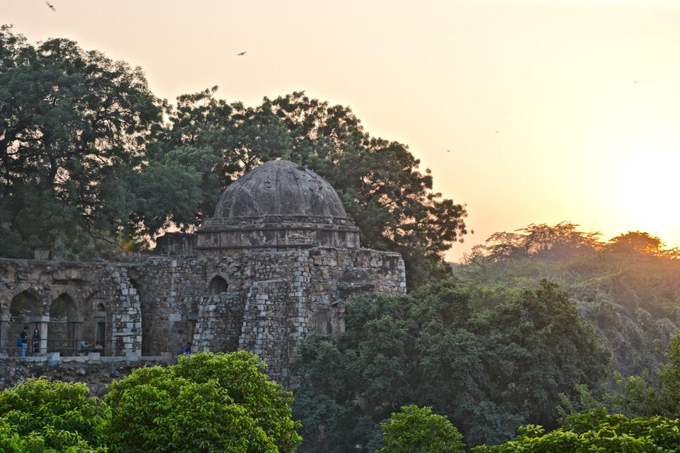 Delhi Hauz Khas