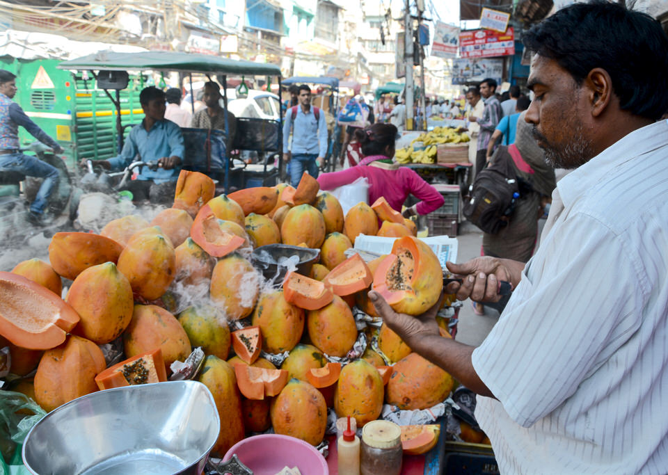 Delhi Old Delhi Chowri Bazar