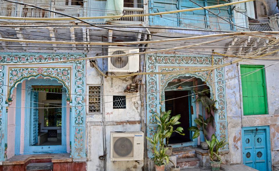 Delhi Old Delhi Haveli