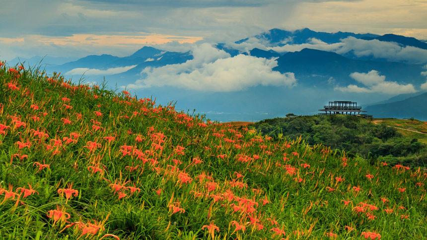 Travellers Insight Reiseblog Taiwan Liushishi Berge