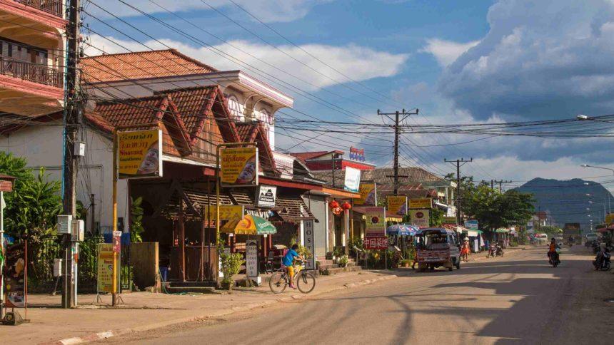 Laos Sehenswürdigkeiten Vang Vieng