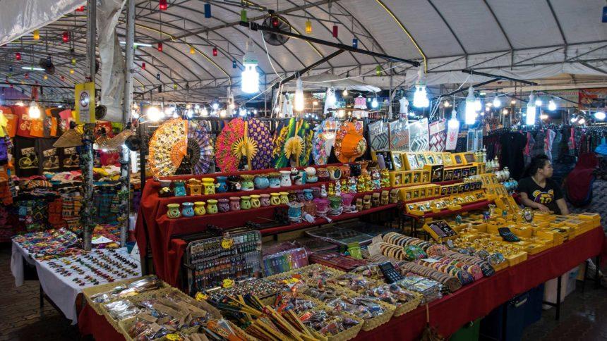 Thailand Anusarn Markt Travellers Insight Reiseblog von Bangkok nach Chiang Mai Reise durch Thailand