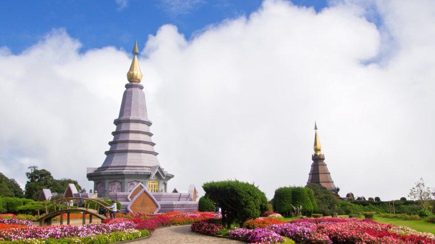 Thailand Doi Inthanon Nationalpark Travellers Insight Reiseblog von Bangkok nach Chiang Mai Reise durch Thailand