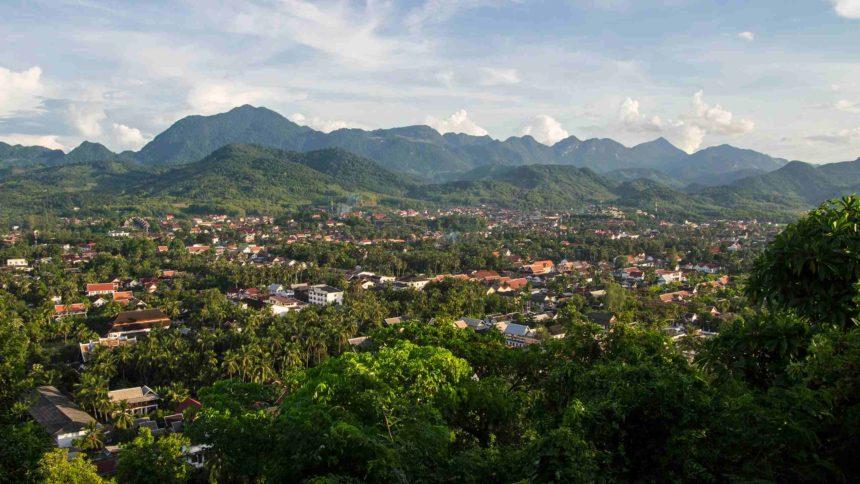 Laos Sehenswürdigkeiten Luang Prabang