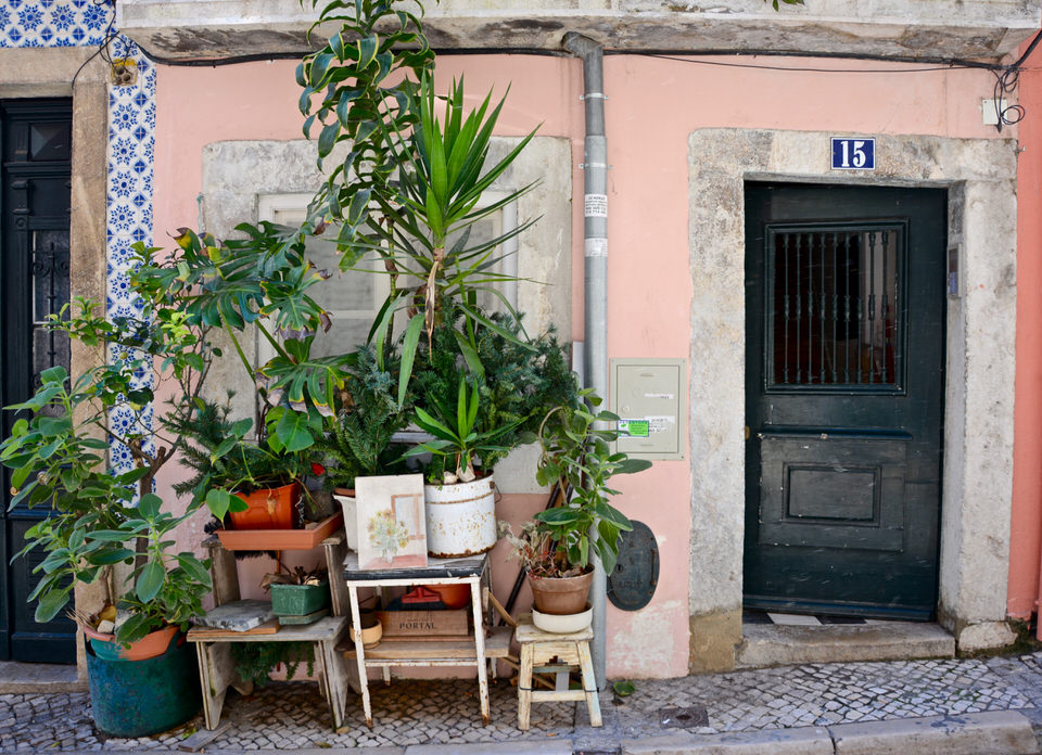Städtereise Lissabon Bairro Alto