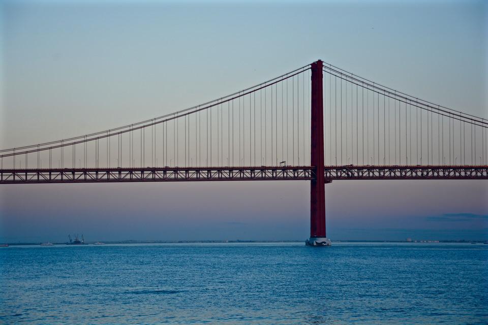Städtereise Lissabon Ponte de 25 Abril