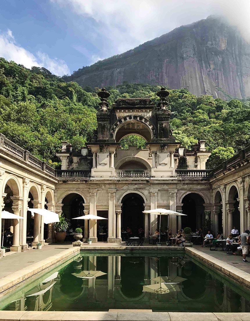 Brasilien Rio Parque Lage Travellers Insight Reiseblog