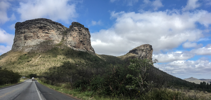Travellers Insight Reiseblog Chapada Diamantina Morro do pao Inacio